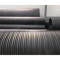 大口径排水管|大口径钢塑管|HDPE钢塑缠绕排水管