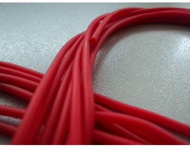 红色硅胶管