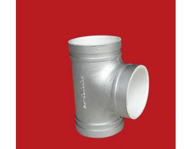 深圳沟槽管件、沟槽衬塑管件厂家主营