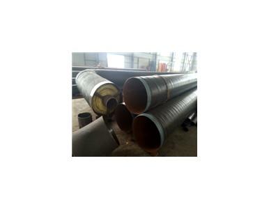 硅酸铝复合保温钢管