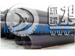 HDPE聚乙烯塑钢缠绕排水管