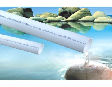 PVCM给水管
