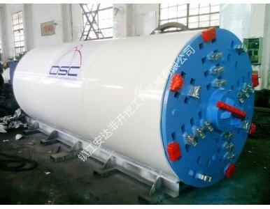 印度TPN1200泥水平衡平板式顶管机