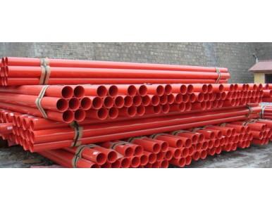 消防专用涂覆钢塑管