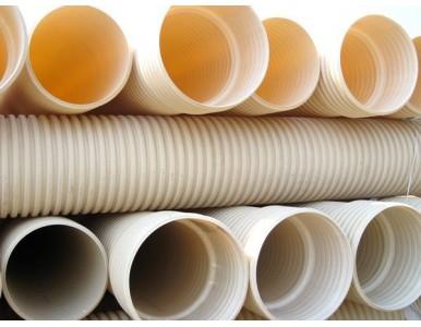PVC-U双壁 波纹管