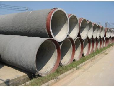 埋置式预应力钢筒混凝土管