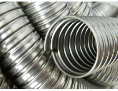 32mm穿线双层不锈钢软管,福莱通FSS-I14不锈钢软管