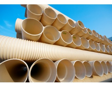 埋地排水用U-PVC双壁波纹管
