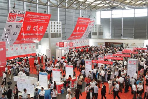 亚洲第一的2016第七届中国国际管材展将于9月底在上海开幕