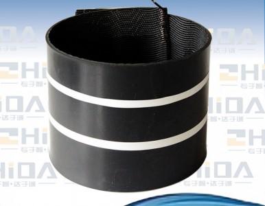 施工简便钢带增强聚乙烯螺旋波纹管电热熔带