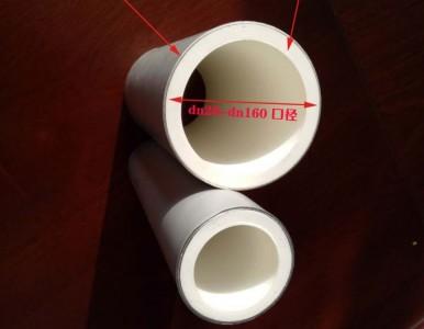铝合金衬塑复合管厂家直销管道