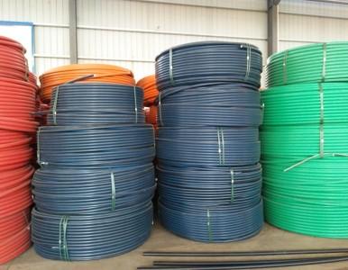 厂家供应HDPE硅芯管 电缆管通信管护套采购报价