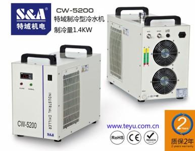 高扬程大流量S&A水冷机与紫外绿光激光器相约三生三世