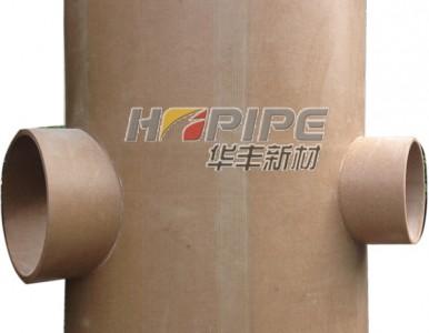 玻璃纤维增强树脂混凝土-装配式整体检查井