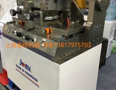 金纬机械在线涂布复合设备及PVC实壁管材设备