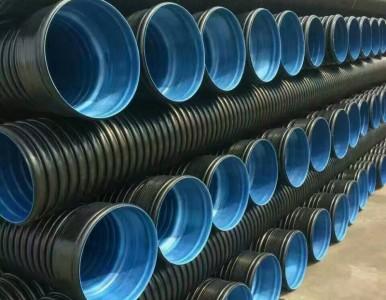 成都HDPE排水管、成都HDPE双壁波纹管