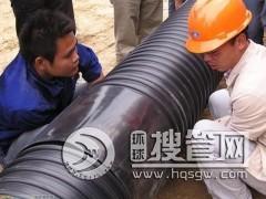 成都HDPE塑钢缠绕管、成都HDPE钢塑缠绕管
