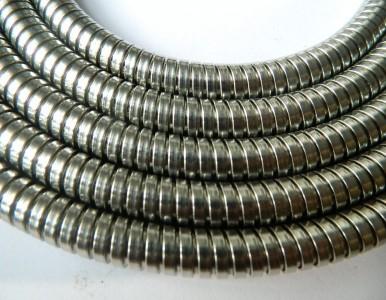 上海抗拉型双扣互锁不锈钢软管规格