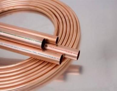 紫铜管盘管|中山铜管生产厂家|空调紫铜管