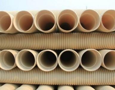 成都PVC双壁波纹管管材量大从优
