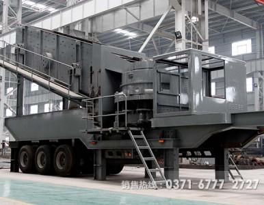 制砂机是砂石骨料生产线中的核心设备