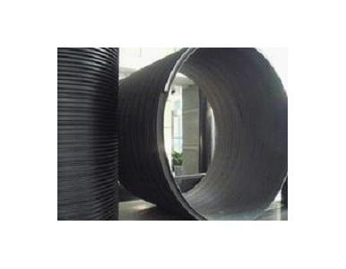 聚乙烯HDPE塑钢缠绕排水管