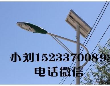 沧州5米6米太阳能路灯农村整套价格