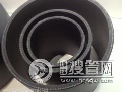 厂家直销钢丝网骨架聚乙烯复合管每米价格