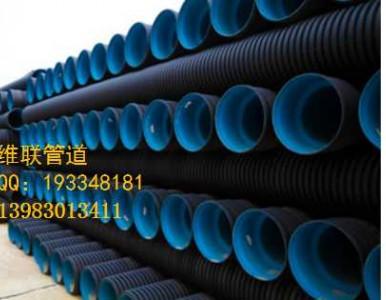 重庆HDPE钢塑缠绕管厂家