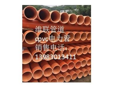 南充cpvc电力管HDPE双壁波纹管HDPE检查井