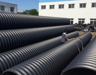 钢带增强波纹管应用前景特性解析