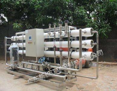 移动垃圾渗透液处理设备