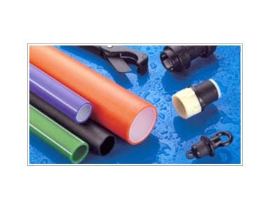 彩色HDPE硅芯管生产价格