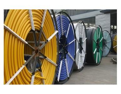 HDPE彩色硅芯管厂家销售