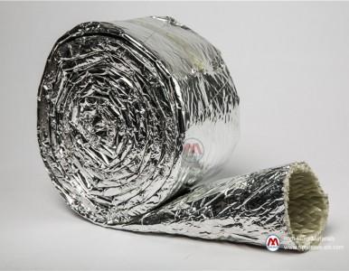 大量供应批发 耐高温隔热铝箔套管