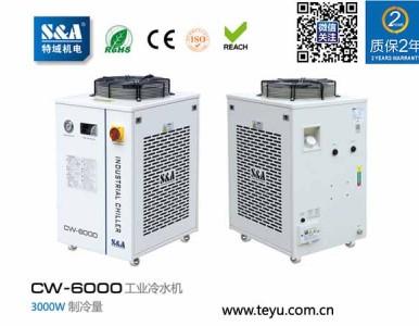 臭氧发生器冷水机,当然选择特域品牌 CW-6000