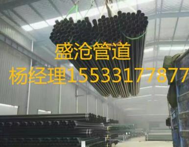 电缆内外涂塑钢管特点介绍