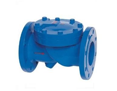HC44X型橡胶瓣式止回阀河南生产厂家