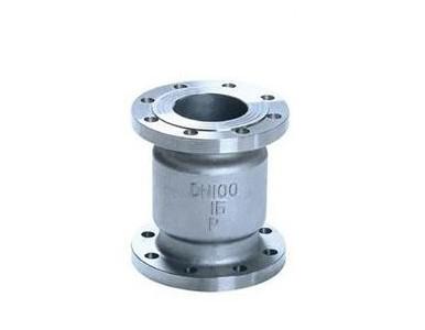 H42W不锈钢立式止回阀河南生产厂家