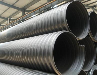 河北钢带增强螺旋波纹管直销价格,规格全