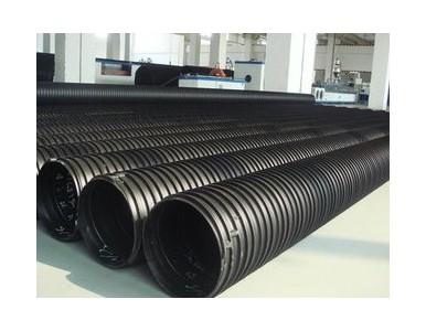 HDPE塑钢排水管供应