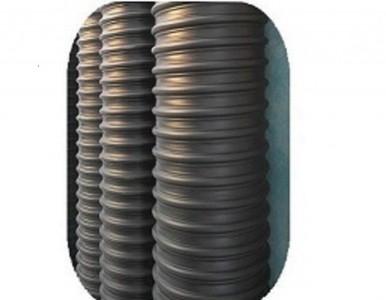 HDPE实壁管骨架增强排水管供应