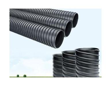 HDPE塑钢排水管销售生产