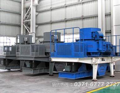 制砂机运转原理及生产工艺流程优势分析