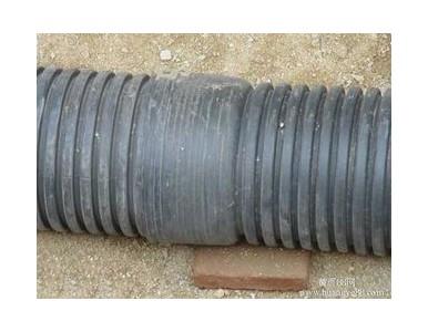 HDPE钢带增强螺旋波纹管销售