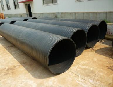 HDPE通用增强型结构壁管报价