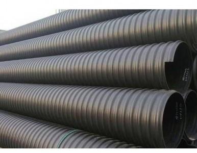 钢带增强排水管生产供应