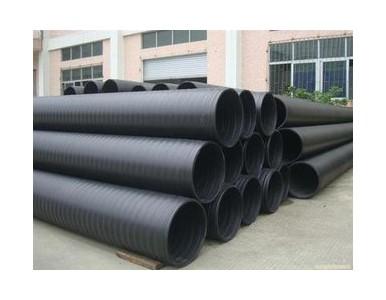 HDPE塑钢缠绕排水管价格