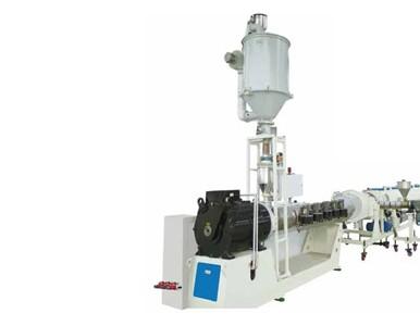 HDPE 供排水管、燃气管节能高速挤出生产线