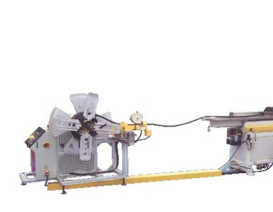 特种用途的单壁、双壁波纹管机组